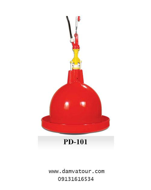 آبخوری اتوماتیک پارس برای طیور